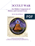 The Occult War - Harrell Rhome