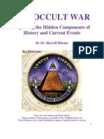 The Occult War - Harrell Rhome