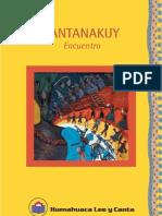 Tantanakuy (relatos)
