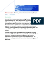 MCA-6 Months-Live Project Training-In Delhi-Rm Infotech Pvt Ltd