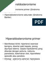Hiperaldosteronisme