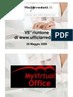 My Virtual Office Uffici Arredati