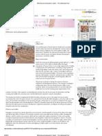 Ethnicity and Urbanisation