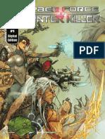 CyberforceHunter Killer 1