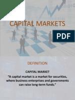 Capital Markets Final