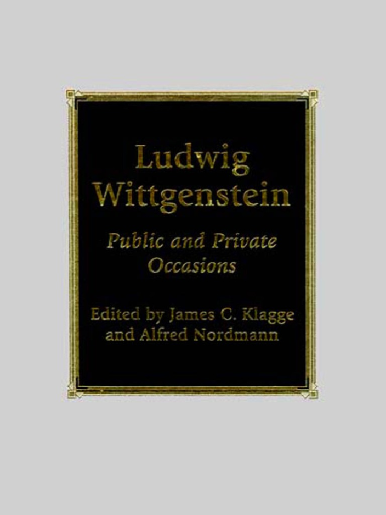0742512703 0 | Ludwig Wittgenstein | Epistemology