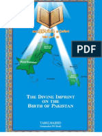 The Divine Imprint on the Birth of Pakistan