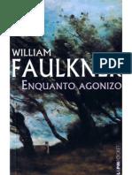 Enquanto Agonizo - William Faulkner