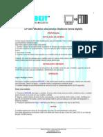 Manual Trena Em Portugues