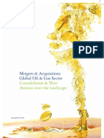 M&a in Global Oil & Gas Sector
