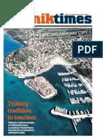 The Sibenik Times, June 6th