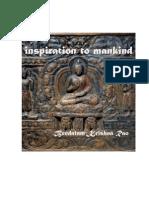 Inspiration to Mankind-krishna