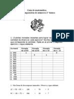 guia matematica 2º basico numeracion y resolucion de problemas