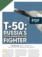 T-50/PAK FA