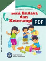 Buku SD Kls 1 Seni Budaya Dan Keterampilan