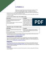 BI Query Runtime Statistics