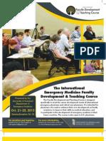IFDTC Brochure