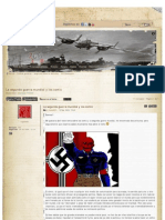 La Segunda Guerra Mundial y Los Comic
