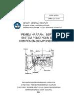 Pemeliharaan Servis Sistem Pendingin Dan Komponen Komponennya