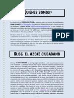 participación blog el azote ciudadano