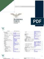 Indice Analitico Ley de Amparo