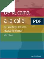 Jules Falquet, De la cama a la calle_Perspectivas teóricas lésbico-feministas__2006