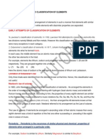 10th Periodic Classification Notes
