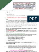 130819-Mr G. H. Schorel-Hlavka to Mr Kevin Rudd PM Re Jabs for Monies Tax Benefits - Religion- ETC