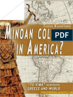 Minoan Colonies in America