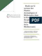 Potentialité des Plantes Aromatiques et Médicinales dans le Nord (Phase I)