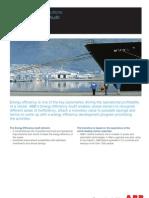 ABB Marine Energy Audit Low