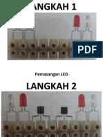 langkah projek pmasangan elektronik tahun 5