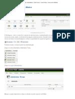 2 Workspace Estudando_ Joomla Básico - Prime Cursos - Cursos Online - Cursos com Certificado