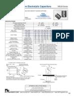 NIC Components NRLM Series