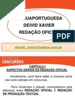 PDF REDAÇÃO OFICIAL