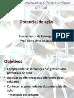 03 - EF - Potencial de ação