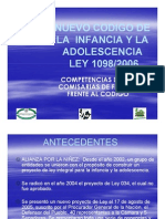 _LEY_1098 Competencias de Las Comisarias de Familias