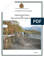Piped and Point Water Supply-29!4!10