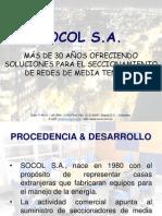 Manual de Montaje y Mantenimiento Seccionadores Socol ALFA 2010