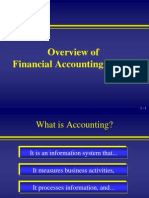 Overview of Financial Accounting System1