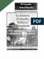 giornale filosofia
