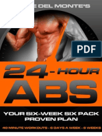 24 Hour Abs-Men