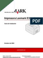 lexmark e321