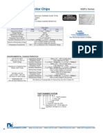 NIC Components NSPU Series