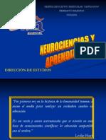 Neurociencias y Aprendizaje