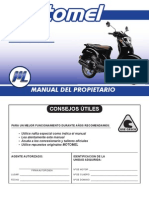 Forza IMPO- Manual Del Propietario