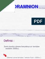 slide Hydramnion