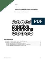Guida Glossario Licenze Software