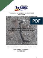 Plan de Manejo Bosque Protector Estero Salado Norte