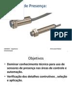 Sensores de Presenca Rev05